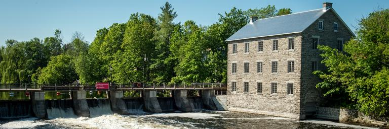 Watson's Mill, Photo(s): Phil Renaud, City of Ottawa/Ville d'Ottawa