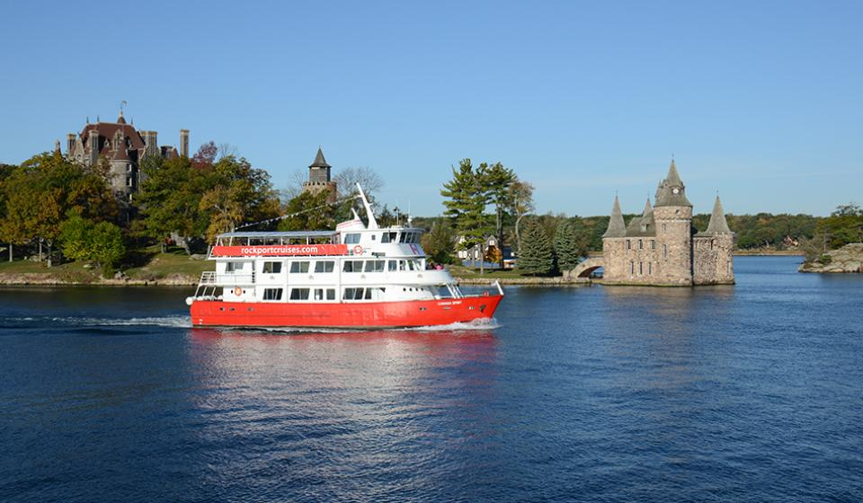 1000 Islands Cruises Rockport