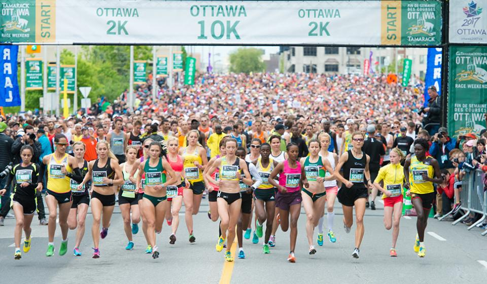 Tamarack Ottawa Race Weekend