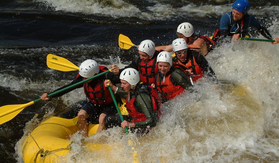 RiverRun Rafting