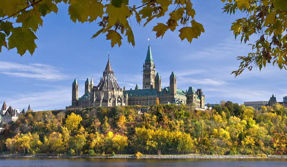 Parliament, Fall