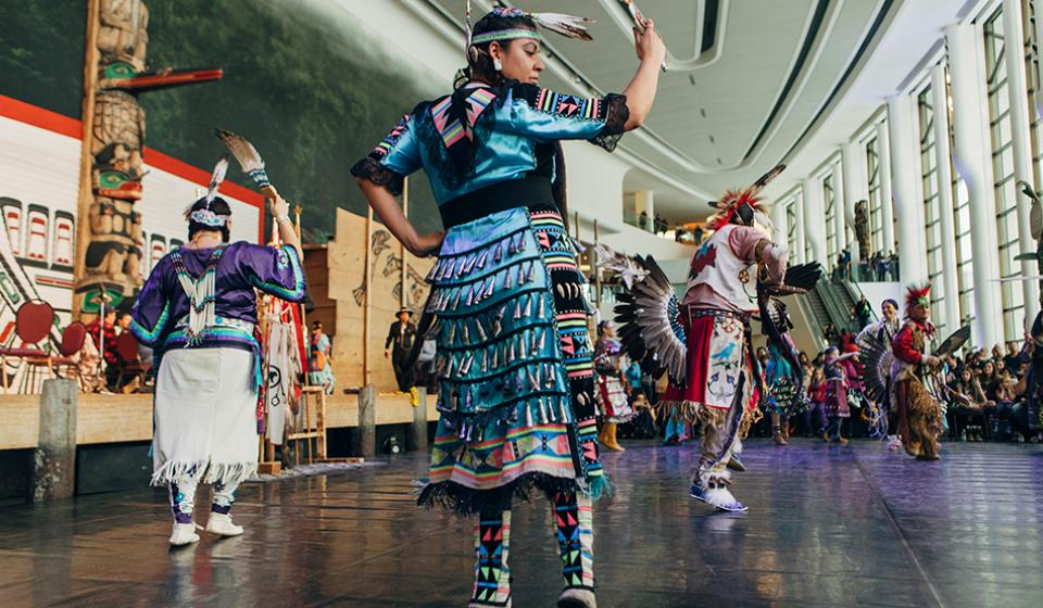Pow Wow-Canadian Museum of History, Indigenous culture in Ottawa