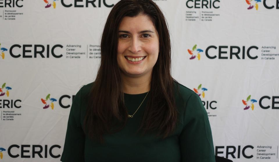 Sandra Francescon, Manager, Events, Learning and Development, CERIC, Foundation House