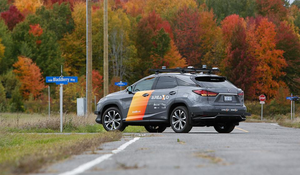 Ottawa: A global leader in autonomous vehicle technology